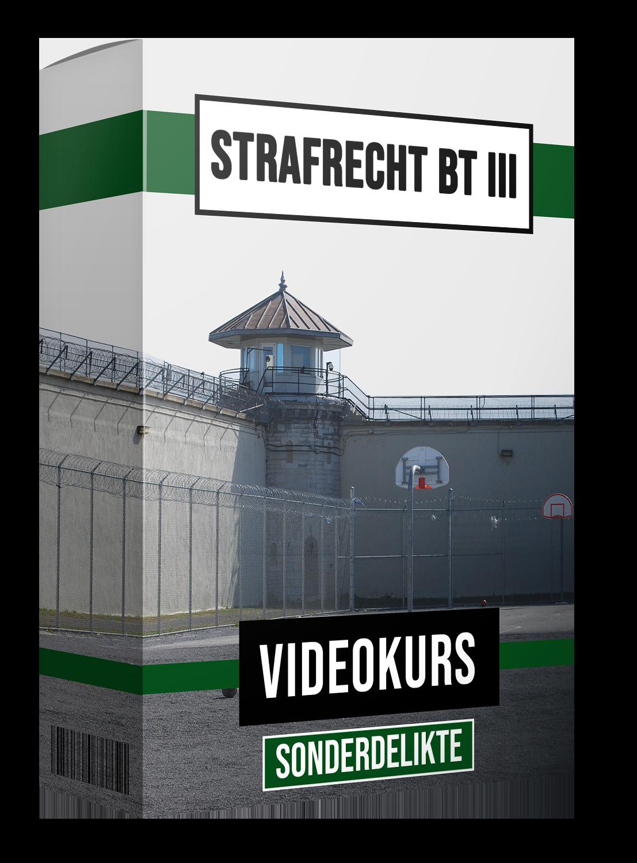 Box Strafrecht BT III