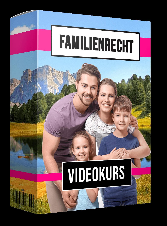 Familienrecht Videokurs
