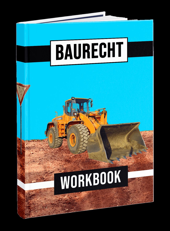 Baurecht Woorkbook