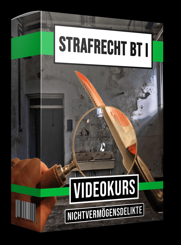 STrafrecht BT 1 Box